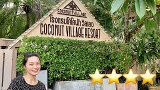 Coconut Village Resort | 4 Star | Patong Phuket Thailand | Kem's World