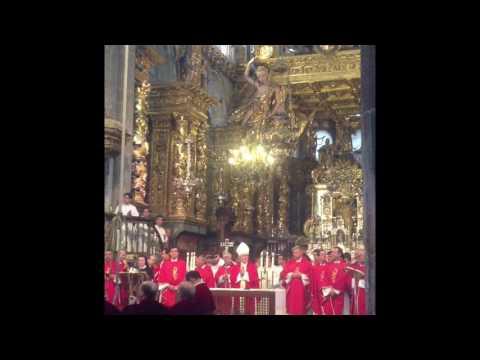 Santiago de Compostela - Botafumeiro