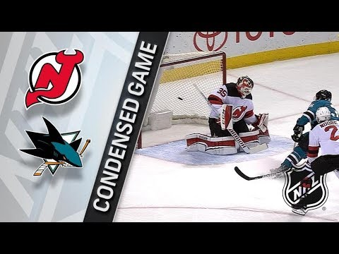 New Jersey Devils vs San Jose Sharks – Mar. 20, 2018 | Game Highlights | NHL 2017/18. Обзор