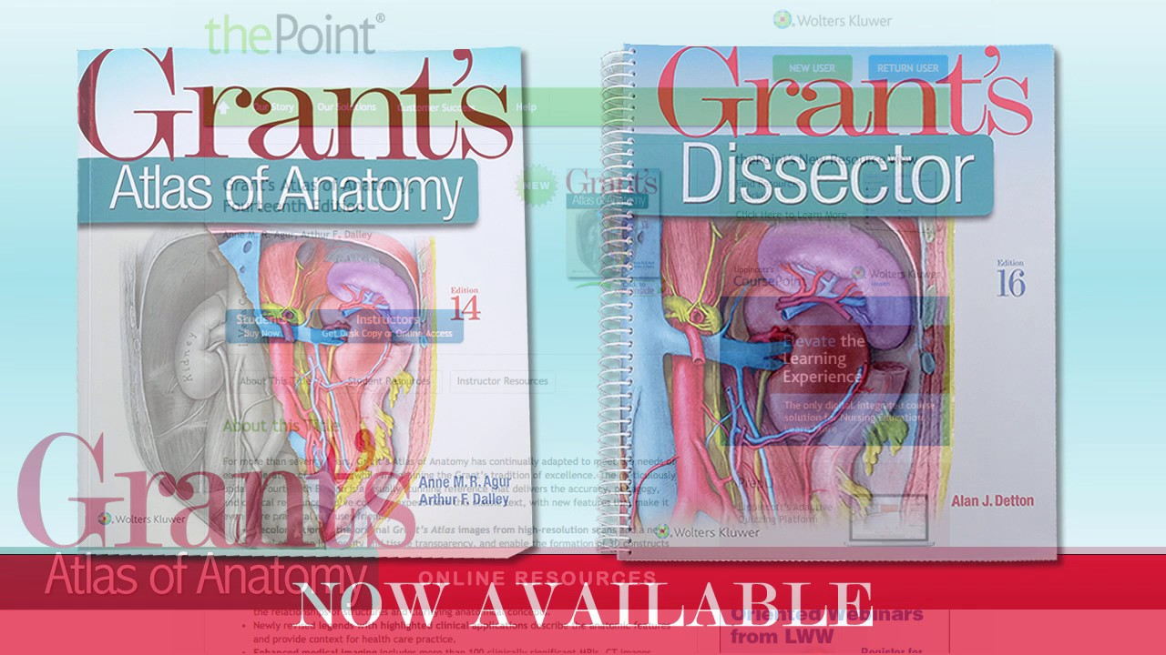 Grant\'s Suite of Resources for Teaching and Learning Anatomy - YouTube
