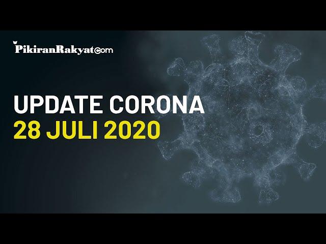 Breaking News: Update Kasus Corona di Indonesia per Selasa, 28 Juli 2020, 102.051 Kasus Baru
