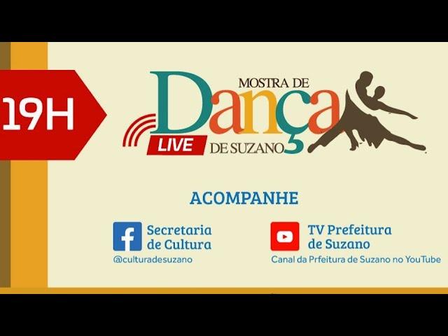 Mostra e Conferência de Dança de Suzano | 3º dia