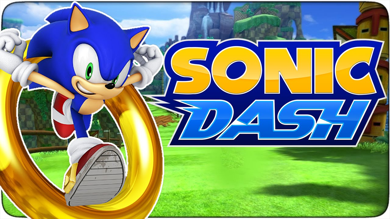 Sonic Dash Juego Gratis Recomendacion Tiasmile Youtube
