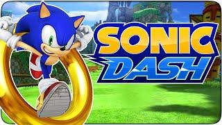 Sonic Dash (Juego gratis) - Recomendación