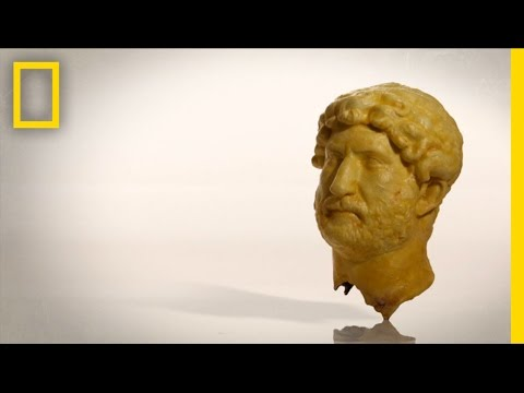 Mesmerizing Animation: Capturing an Emperor's Face in Bronze | Short Film Showcase