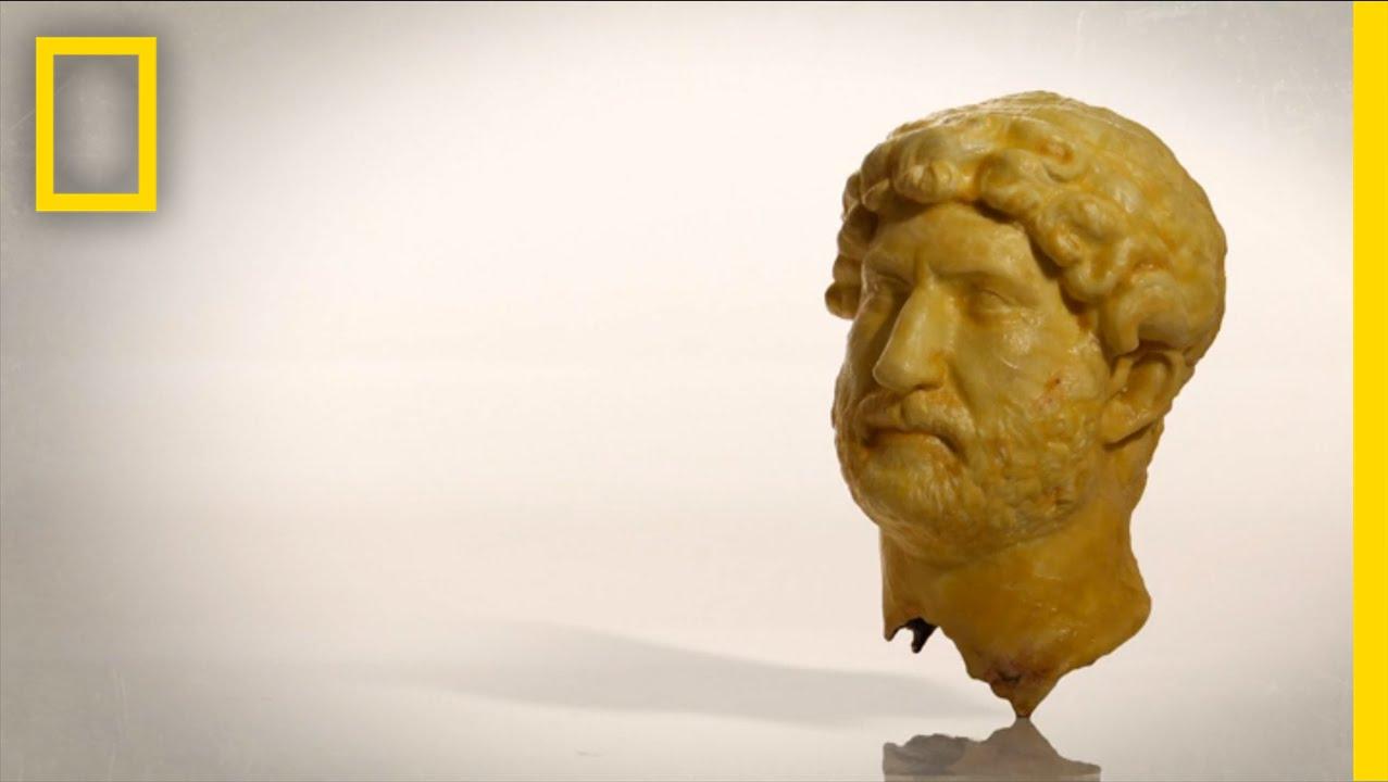 Mesmerizing Animation: Capturing an Emperor's Face in Bronze | Short Film Showcase