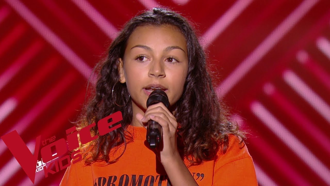 Download Aretha Franklin - Natural Woman | Océane | The Voice Kids France 2019 | Blind Audition
