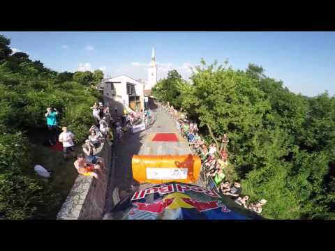 Tomas Slavik - City Downhill World Tour 2016, Bratislava