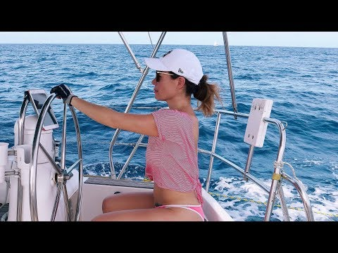 Sailing around St. Vincent & Grenadines for my honeymoon - Part 2