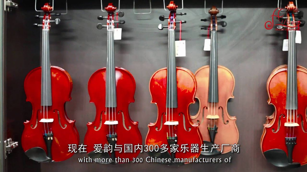 [Aileen Music Profile] Professional Musical Instruments Supplier from China