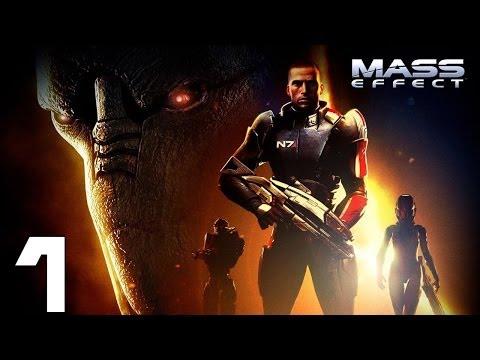 Mass Effect 1 - Episodio 1 - La creación de un héroe