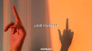 EXO Chanyeol ft. D.O — Love Yourself // sub español