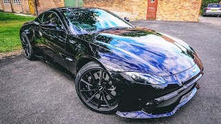 I bought another Supercar! | New Aston Martin Vantage! | My new Supercar | Best daily supercar
