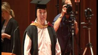 UNSW graduation ceremony 2012, Sydney, AU: Part_1 Thumbnail