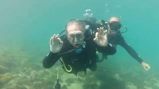 Mergulho no parque dos corais, João Fernandes, Búzios