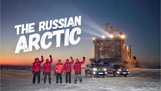 Арктическая экспедиция в Диксон на Toyota Hilux