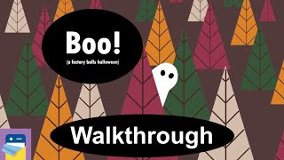 Boo! (factory balls halloween): FULL Walkthrough Levels 1 - 16 (by Bart Bonte)