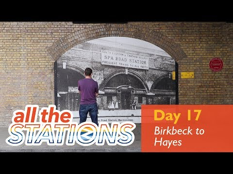 It's London, innit! - Episode 11, Day 17 - Birkbeck to Hayes