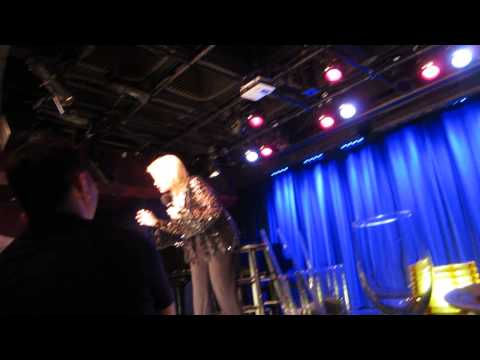 Joan Rivers making them laugh Aug 27, 2014, NYC -- Video by Shade Rupe
