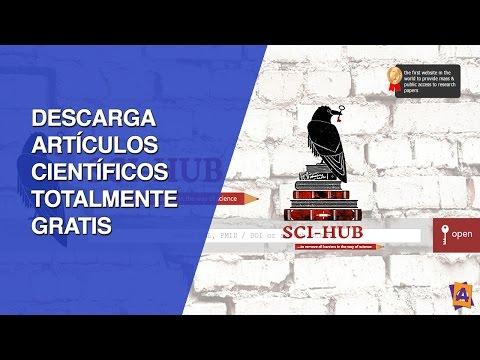 ★ Descargar artículos científicos GRATIS (2017)