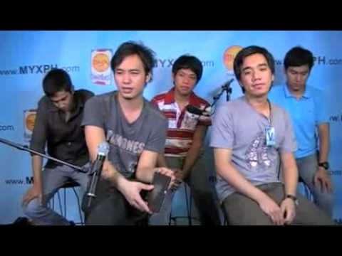 MYX Setlist Callalily Interview