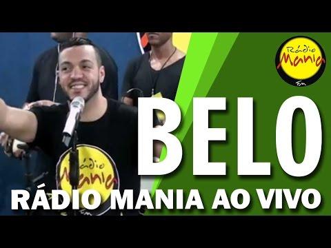 🔴 Radio Mania - Belo - Vi Amor No Seu Olhar