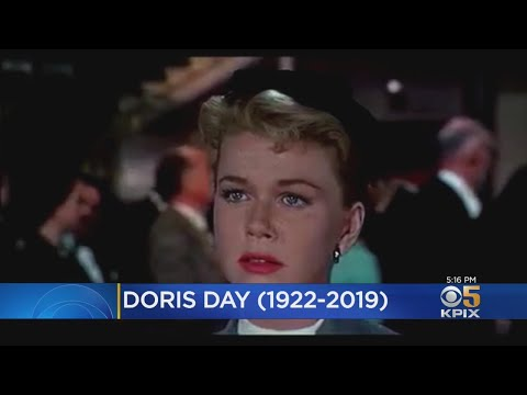 Doris Day Dies Of Pneumonia At Her Home In Carmel