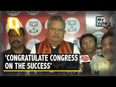 Take Responsibility for BJP's Defeat, Says Outgoing Chhattisgarh CM Raman Singh | The Quint