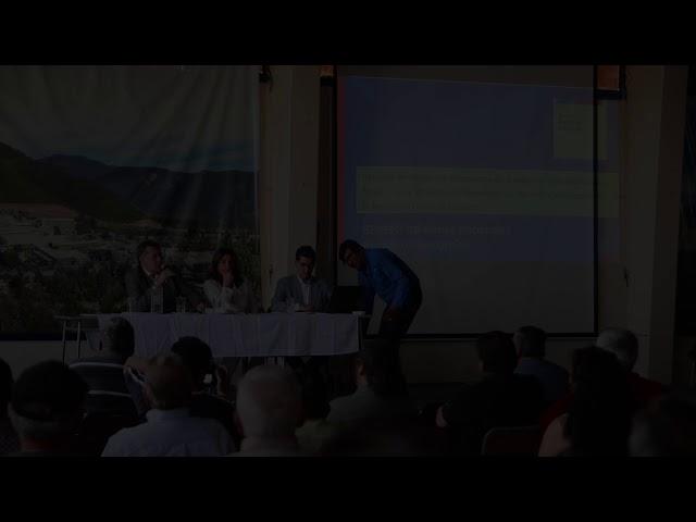 Reunión 14 de noviembre 2018 Anglo American y Gobernación QTA