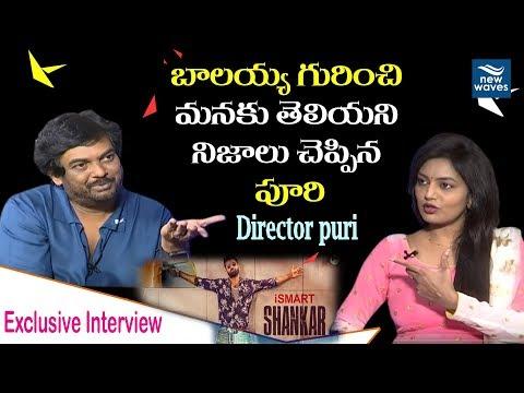 Puri Jagannadh Exclusive Interview About Ismart Shankar | Ram Pothineni | Anchor Roja | New Waves