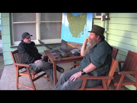 A Discussion on Thylacine (Tasmanian tiger), Trail Cameras and Smell!
