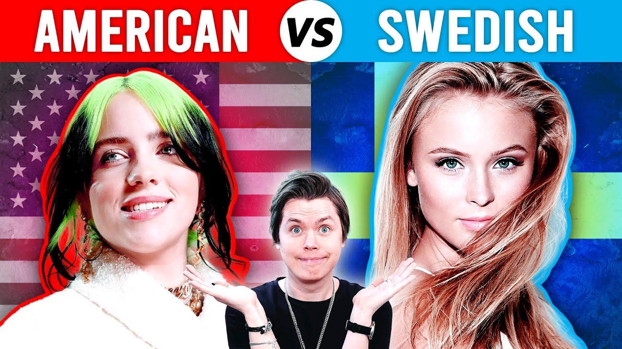 Who Writes Better Songs? - SWEDEN vs USA