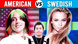 Who Writes Better Songs?  SWEDEN vs USA