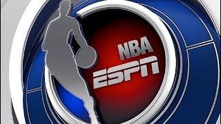 NBA legend Jalen Rose denies moon landing on ESPN - research FLAT EARTH ✅