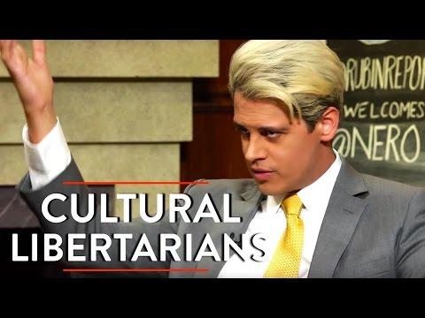 Milo Yiannopoulos Talks Establishment vs Trump, Bernie, and Cultural Libertarians