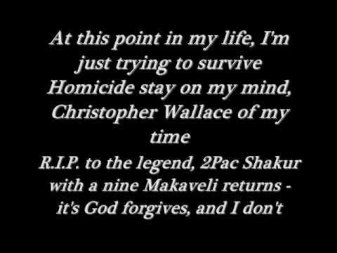 Rick Ross - Pirates (God Forgives, I Don't) Lyrics.