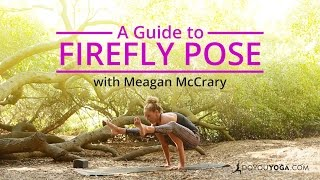 How to Do Firefly Pose