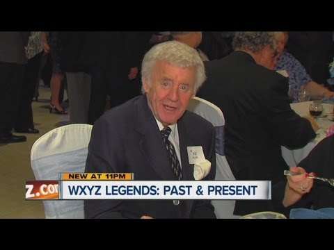 WXYZ - TV News Channel 7 past and present reunion