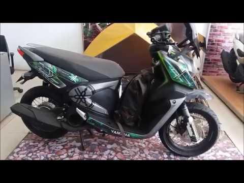 Yamaha X Ride 125 Cc Hasil Modigf Jadi Begini Youtube