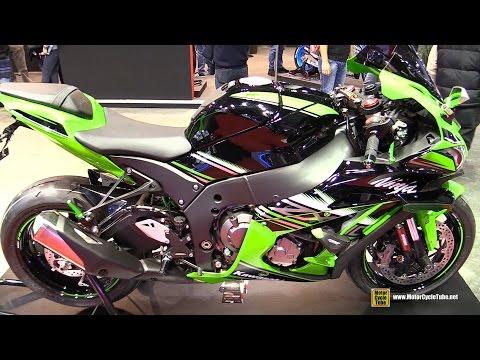 2016 Kawasaki ZX-10R Accessorized by Puig - Walkaround - 2016 EICMA Milan
