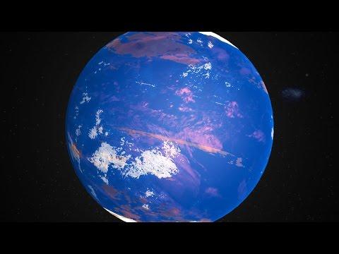 MARS GETS WATER - Universe Sandbox²