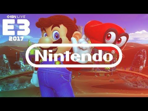 FULL Nintendo Spotlight Conference: E3 2017  - IGN Live