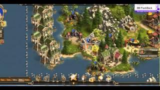Внезапное нападение игре the Settlers online часть первая: набор и отправка генералов.
