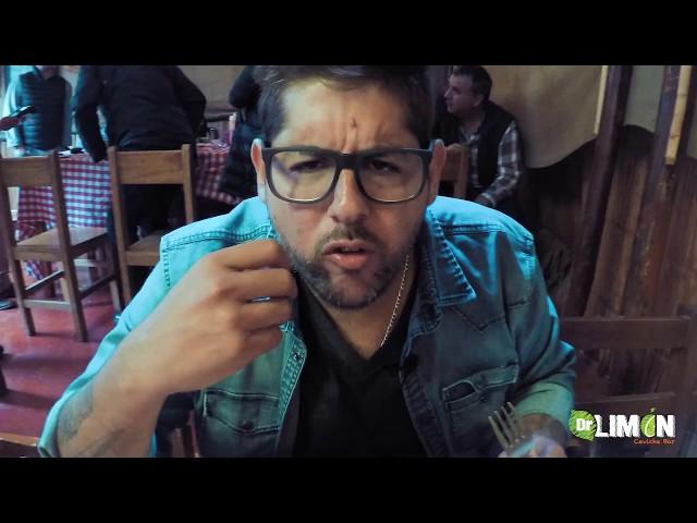 Chef Carlos Brescia (Dr.Limon) - La Ciudad Blanca