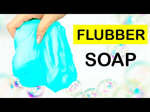 Thumbnail: 6 DIY Flubber Soap Recipes