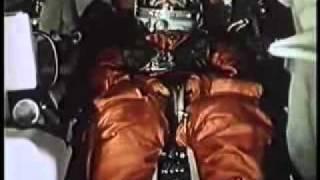 yuri gagarin flight video.flv