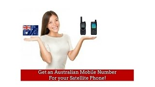 satellite phone plans