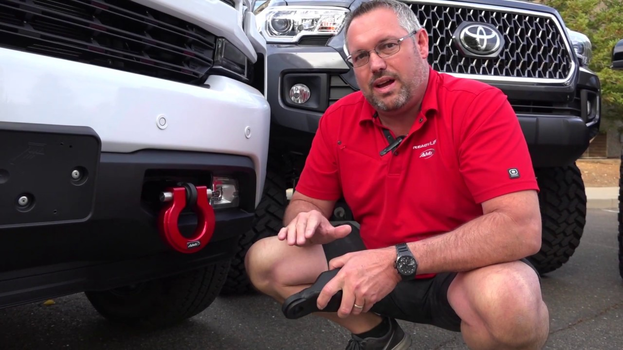 Tow Hooks For Trucks >> Demon Brackets The Ultimate Tow Hook Mounting System For Trucks