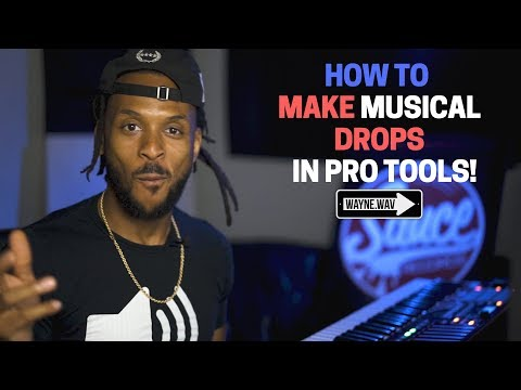 How To Make Drops in the Beat While Mixing in Pro Tools