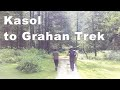 Download Go pro India - Trek to Grahan Village, Parvati Valley MP3 song and Music Video